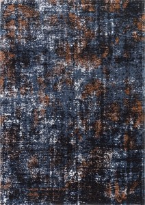 Dywan Flame Rusty Blue 160x230