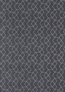 Dywan Cube Anthracite 160x230